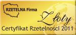 Rzetelna firma 2011